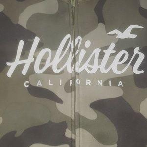 Hollister Zip Up sweater